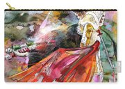 Toroscape 45 Carry-all Pouch by Miki De Goodaboom