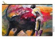 Toroscape 53 Carry-all Pouch by Miki De Goodaboom