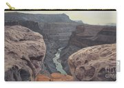 Toroweap Overlook Grand Canyon North Rim Carry-all Pouch