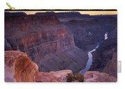 Toroweap Overlook Sunset Carry-all Pouch
