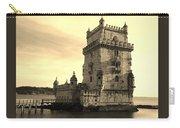 Torre De Belem Carry-all Pouch
