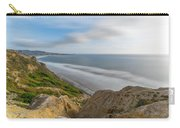 Torrey Pines, San Diego Beach, California Carry-all Pouch