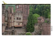 Torturm And Seltenleer Heidelberger Schloss Carry-all Pouch
