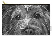 Tosha The Highland Terrier Carry-all Pouch