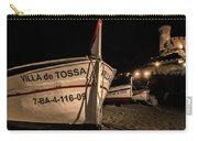 Tossa De Mar By Night Carry-all Pouch