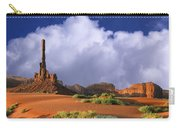 Totem Pole Monument Valley Carry-all Pouch