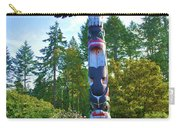 Totem Pole Carry-all Pouch