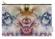 Totemic Isotropy Carry-all Pouch