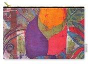 Toucan Batik Carry-all Pouch