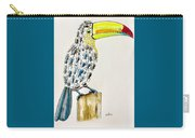 Toucan - You Are What You Eat Carry-all Pouch