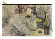 Toulouse-lautrec, 1889 Carry-all Pouch
