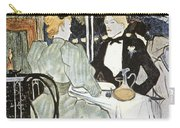 Toulouse-lautrec: Menu Carry-all Pouch