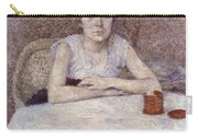 Toulouse-lautrec: Powder Carry-all Pouch