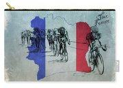 Tour De France Carry-all Pouch