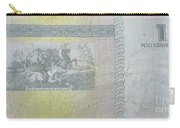 Tourist Dollars In Cuba Carry-all Pouch