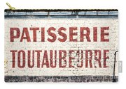 Toutaubeurre Carry-all Pouch