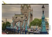 Towards Tower Bridge, London  Carry-all Pouch