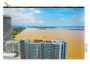 Tower And Guayas River Carry-all Pouch