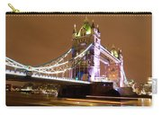 Tower Bridge Evening Carry-all Pouch