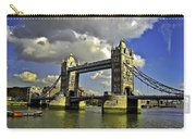 Tower Bridge I Carry-all Pouch