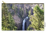 Tower Fall Yellowstone Carry-all Pouch