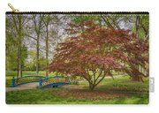 Tower Grove Arched Bridge And Maple Tree Dsc01828 Carry-all Pouch