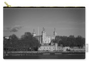 Tower Of London Riverside Carry-all Pouch by Gary Eason