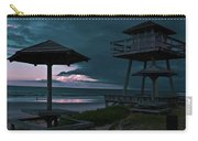 Tower Over The Shoreline Carry-all Pouch