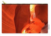 Towering Walls Of Antelope Canyon Carry-all Pouch