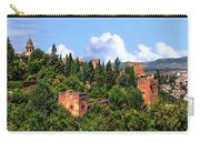 Towers Of The Alhambra Carry-all Pouch