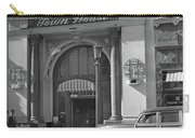 Town House And Woody Station Wagon, Alvarado Street - Monterey   Carry-all Pouch