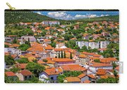 Town Of Drnis And Dalmatian Inland Panorama Carry-all Pouch