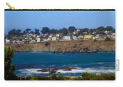 Town Of Mendocino Carry-all Pouch