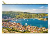 Town Of Vis Panorama From Hill Carry-all Pouch