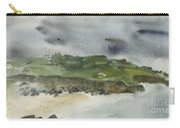 Town On Hill Carry-all Pouch