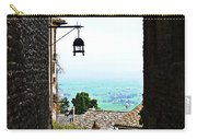 Town View In Italy Carry-all Pouch