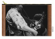 Toy Caldwell Of The Marshall Tucker Band Carry-all Pouch
