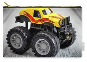 Toy Monster Truck Carry-all Pouch