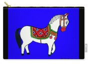 Toy Wooden Horse 1 Carry-all Pouch