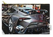 Toyota Ft-1 Concept Number 1 Carry-all Pouch