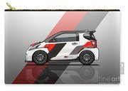 Toyota Scion Grmn Iq Racing Concept Carry-all Pouch