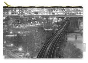 Tracks Into The City Carry-all Pouch