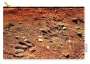 Tracks On Mars Carry-all Pouch