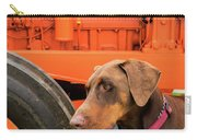 Tractor Dog Carry-all Pouch
