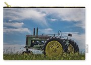 Tractor In Field Carry-all Pouch