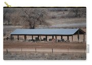 Tractor Port On The Ranch Carry-all Pouch