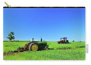 Tractors Working  Carry-all Pouch