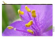 Tradescantia Andersoniana Carry-all Pouch