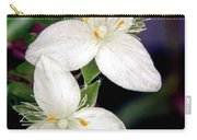 Tradescantia Flower Carry-all Pouch