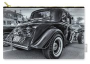 Tradional Hot Rod Carry-all Pouch